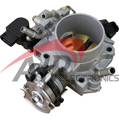 New Throttle Body Assembly 2003-2006 Honda Accord Element 2.4L 16400-RAA-A62