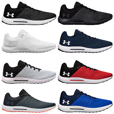 2018 Under Armour Mens Micro G Pursuit Trainers - New UA Gym Running Shoes