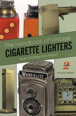 2015 Vintage Cigarette Lighters Collector Guide 2nd Ed Ronson Dunhill & Others