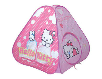NEW! Hello Kitty Foldable Pop Up Tent