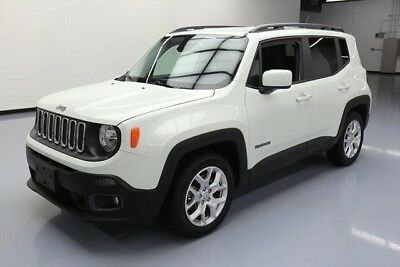 Jeep Renegade Latitude 4dr SUV Texas Direct Auto 2016 Latitude 4dr SUV Used 2.4L I4 16V Automatic FWD SUV