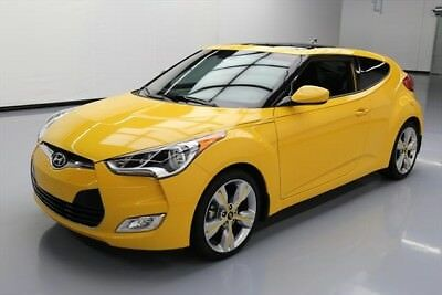 Hyundai Veloster  Texas Direct Auto 2016 Used 1.6L I4 16V Manual FWD Hatchback