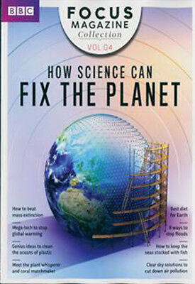 BBC Focus magazine Collection Vol. 04 How Science Can Fix the Planet