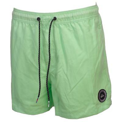 Short de bain Quiksilver Everyday volley 15 anis Jaune 44686 - Neuf