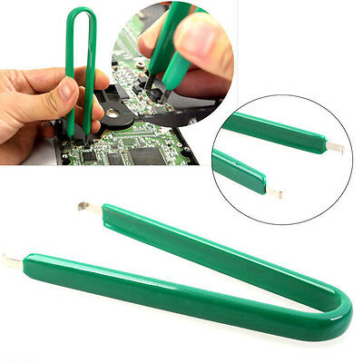 U Type Flat IC Chip Protection Pliers ROM Circuit Board Extractor Removal Puller