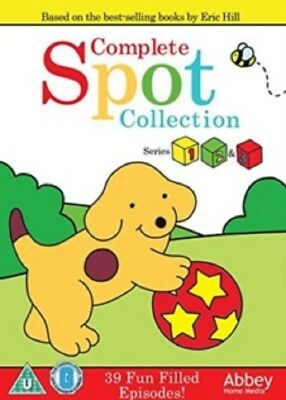 Spot the Complete Collection  New DVD Region 2 Series 1 , 2 and 3