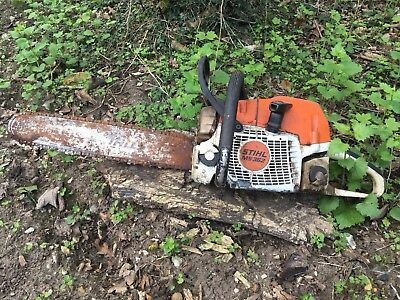 stihl ms362c chainsaw