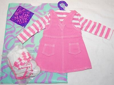 """TONNER MAGIC ATTIC CLUB Heather Starter Doll Outfit Clothing Set NEW Fits 18"""""""