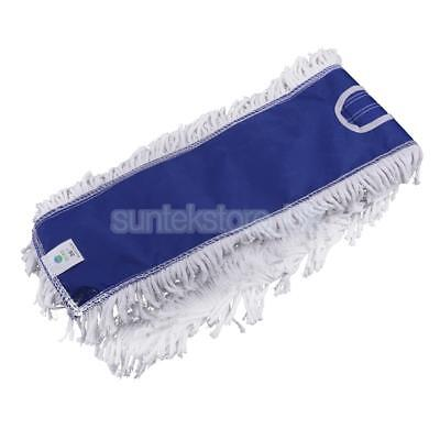 Industrial Strength Cotton Floor Dust Mop Refill 90cm Mop Head Replacement