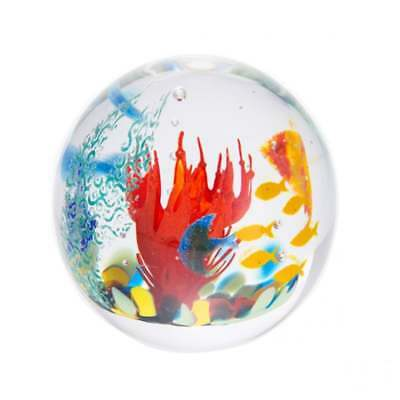 Caithness Glass The Coral Sea Paperweight Limited Edition New Boxed L18004