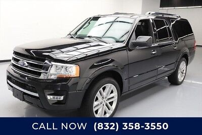 Ford Expedition Limited Texas Direct Auto 2015 Limited Used Turbo 3.5L V6 24V Automatic 4X2 SUV Moonroof