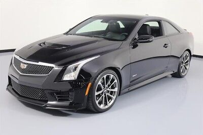 Cadillac ATS  Texas Direct Auto 2016 Used Turbo 3.6L V6 24V Automatic RWD Coupe Bose OnStar