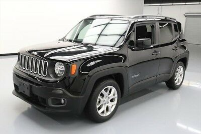 Jeep Renegade Latitude 4dr SUV Texas Direct Auto 2017 Latitude 4dr SUV Used 2.4L I4 16V Automatic FWD SUV