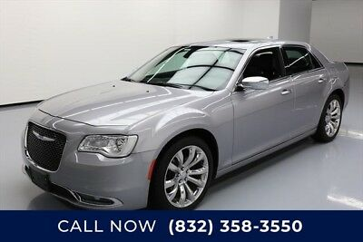 Chrysler 300 Series C Texas Direct Auto 2017 C Used 3.6L V6 24V Automatic RWD Sedan Moonroof