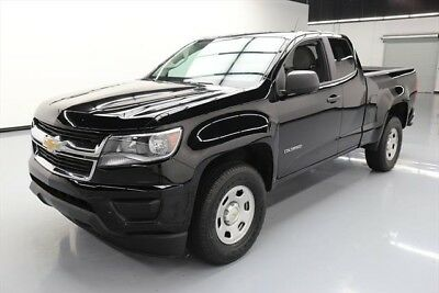 Chevrolet Colorado Work Truck Texas Direct Auto 2016 Work Truck Used 2.5L I4 16V Automatic 4X2 Pickup Truck