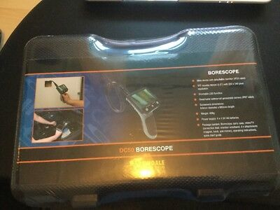 Martindale Dc50 Borescope 'Brand New In Sealed Packaging'