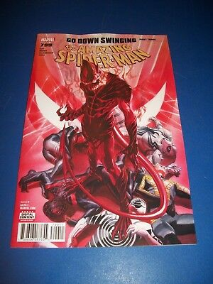 Amazing Spider-man #799 Awesome Red Goblin Cover NM gem wow Hot