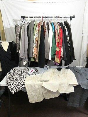 40 PC Womens Wholesale Clothing Lot Resale Mixed Sizes SOME NWT/VERY NICE LOT