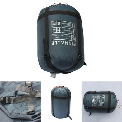 H Emergency Sleeping Bag Case Wilderness Camping Outdoor Survival cold weather