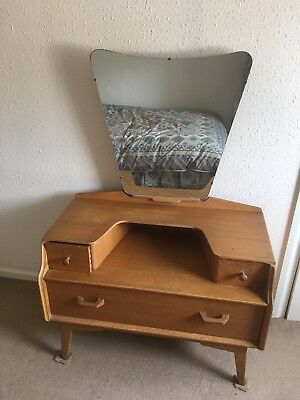 G-Plan 1960's Teak Twin Bed & Dresser Set