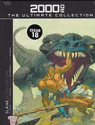 2000AD Ultimate Collection # 18 Slaine Vol 1