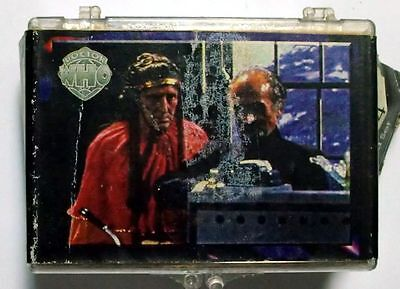 Complete Set of 90 Trading Cards Dr.Who S.4 Mint (34)