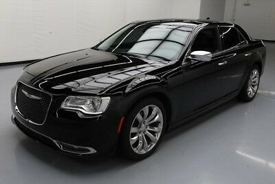 Chrysler 300 Series C Texas Direct Auto 2015 C Used 3.6L V6 24V Automatic RWD Sedan