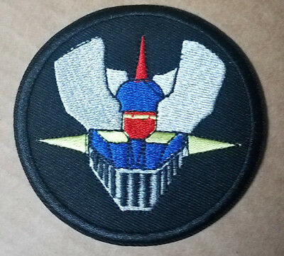 Mazinger Z Manga embroidered Patch 3 inches tall