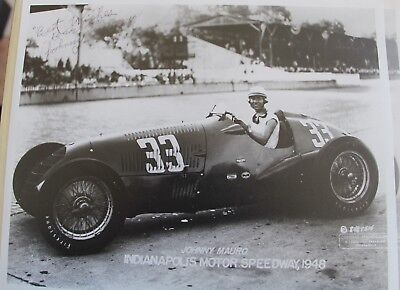 Johnny Mauro  +2003   Indianapolis 1948