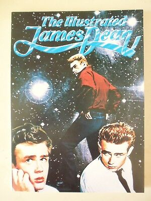 The Illustrated James Dean. Biography.  Savoy Books. New, Unread. Scarce