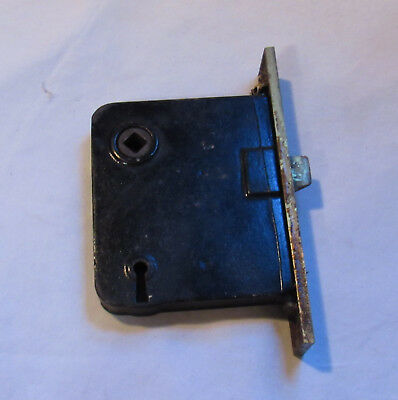 "Vintage Antique Sargent Entry Mortise Lock 5-1/4"" USA"