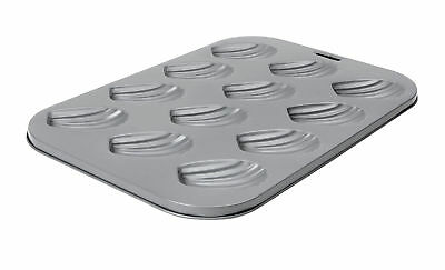 Dexam Bakers Pride 12 Cup Traditional Shape Madeleine Cake Tin Pan Non Stick