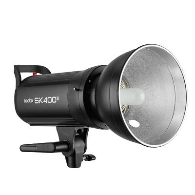 Godox SK400II Photo Studio Strobe Flash Built-in Godox 2.4G Wireless X System