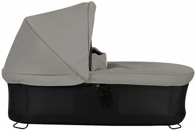 Mountain Buggy CARRYCOT PLUS FOR URBAN JUNGLE, TERRAIN & +ONE SILVER BN