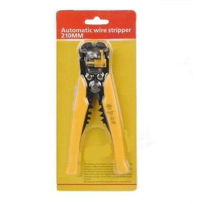 Professional Automatic Wire strippers Crimpers Pliers Cutter Stripper Wire UK