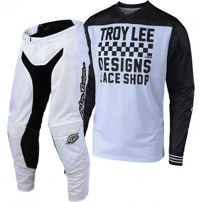 NUOVO 2018 Troy Lee GP Jersey Pant Kit Motocross 30 32 36 38 raceshop Navy
