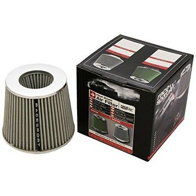 Sumex Airstrm Universal Sports Air Filter With Adaptors - Grey - Heat Shield