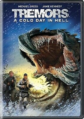 Tremors A Cold Day in Hell (Jamie Kennedy Michael Gross) New DVD Reg 4 IN STOCK
