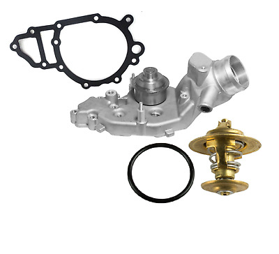 Engine Water Pump + Thermostat Porsche 924 944 Coupe S Base 2.5L Premium 944021
