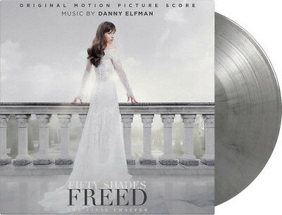 Danny Elfman Fifty Shades Freed Limited Edition 50 New Vinyl LP Album