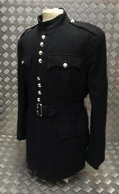 Genuine Vintage British Army No1 Irish Guards Dress Jacket Blues Faulty 120cm