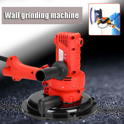 Electric Drywall Sander Dust Free Vacuum Sanding Disc System Board Polisher