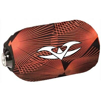 Valken Redemption Bottle Cover 45ci Orange Slash