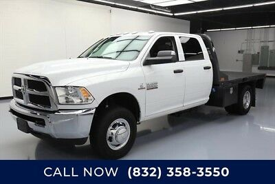 Ram 3500 4x2 Tradesman 4dr Crew Cab 172.4 in. WB Chassis Texas Direct Auto 2018 4x2 Tradesman 4dr Crew Cab 172.4 in. WB Chassis Used 4X2