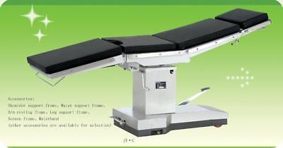 New Surgical Operating Table JY-C Multi Purpose Manual X-Ray C-Arm Compatible