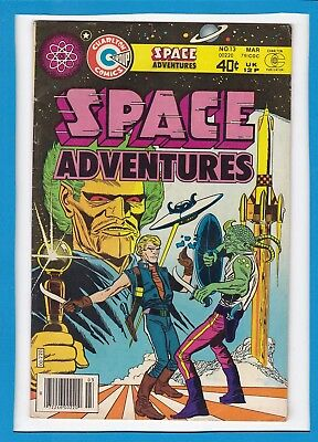 Space Adventures #13_March 1979_Very Fine Minus_Steve Ditko_Charlton Comics!