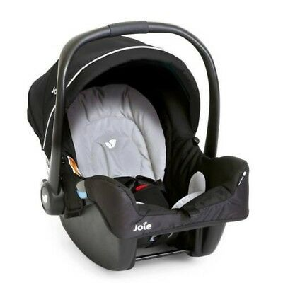 Joie Gemm Carry Cot Size 0 + From Birth Universal Black NEW
