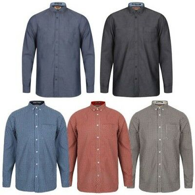 Tokyo Laundry Men's Longsleeve Shirt Business Casual Cotton New