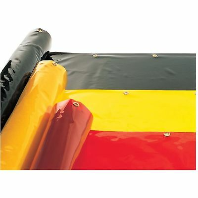 Steiner Welding Curtain Roll-Yellow #63425