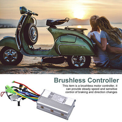 DC 24V 250W Motor Speed Brushless Controller For Electric Bicycle E-Bike Scooter